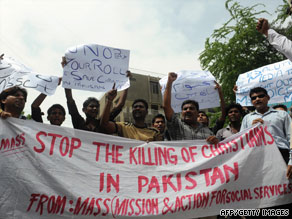 stop killing christians