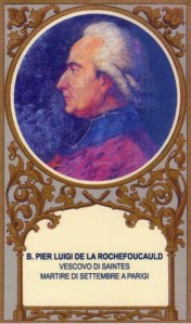 Blessed Pierre-Louis de La Rouchefoucauld-Bayers